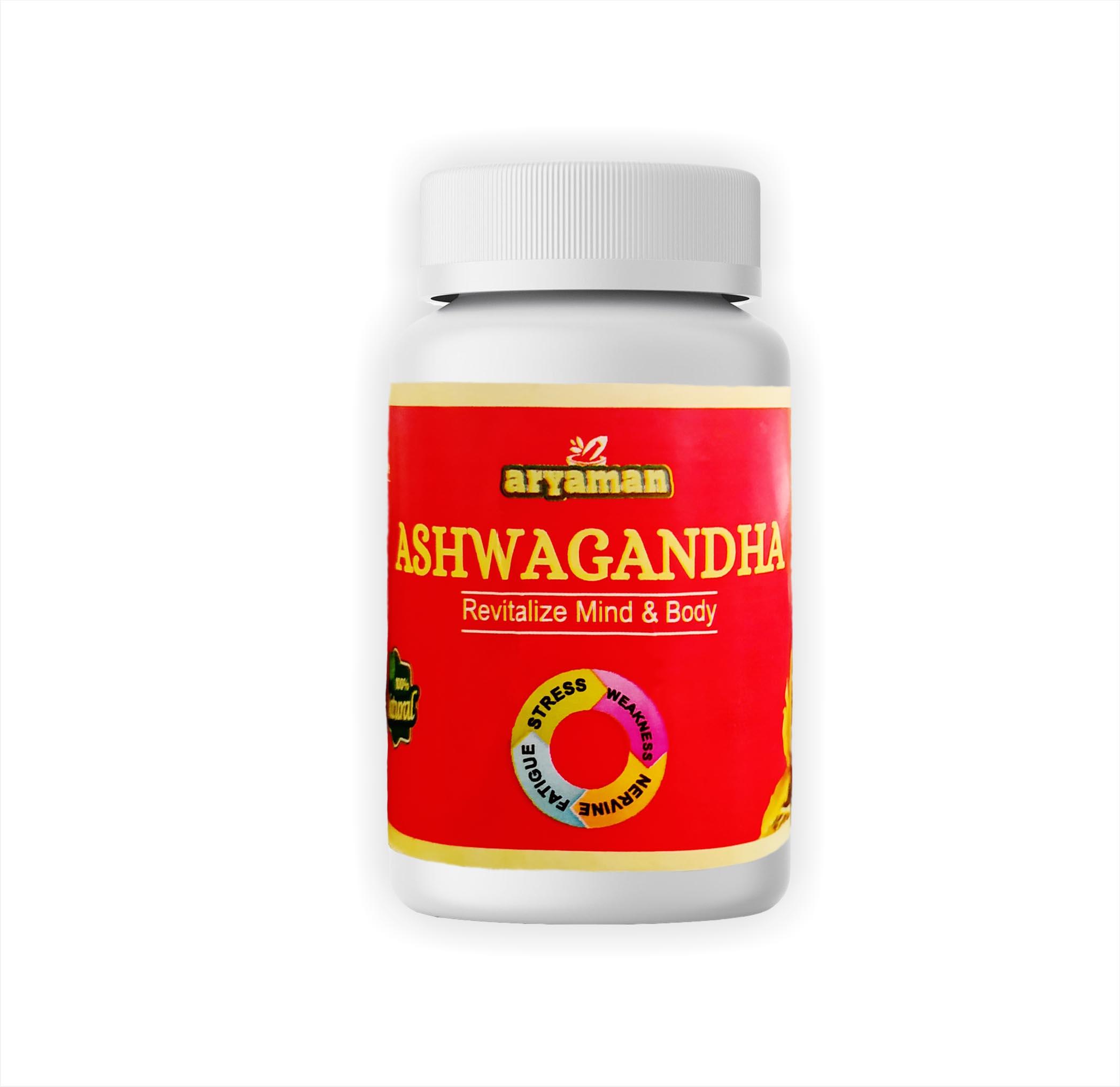 ashwagandha - chetan herbals